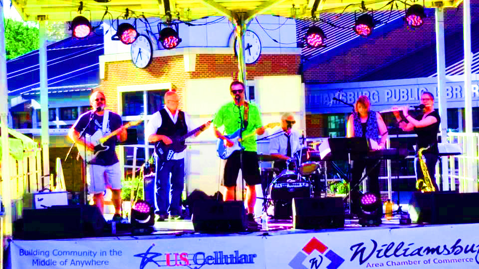 2016 Stella's Jam in Williamsburg, Iowa